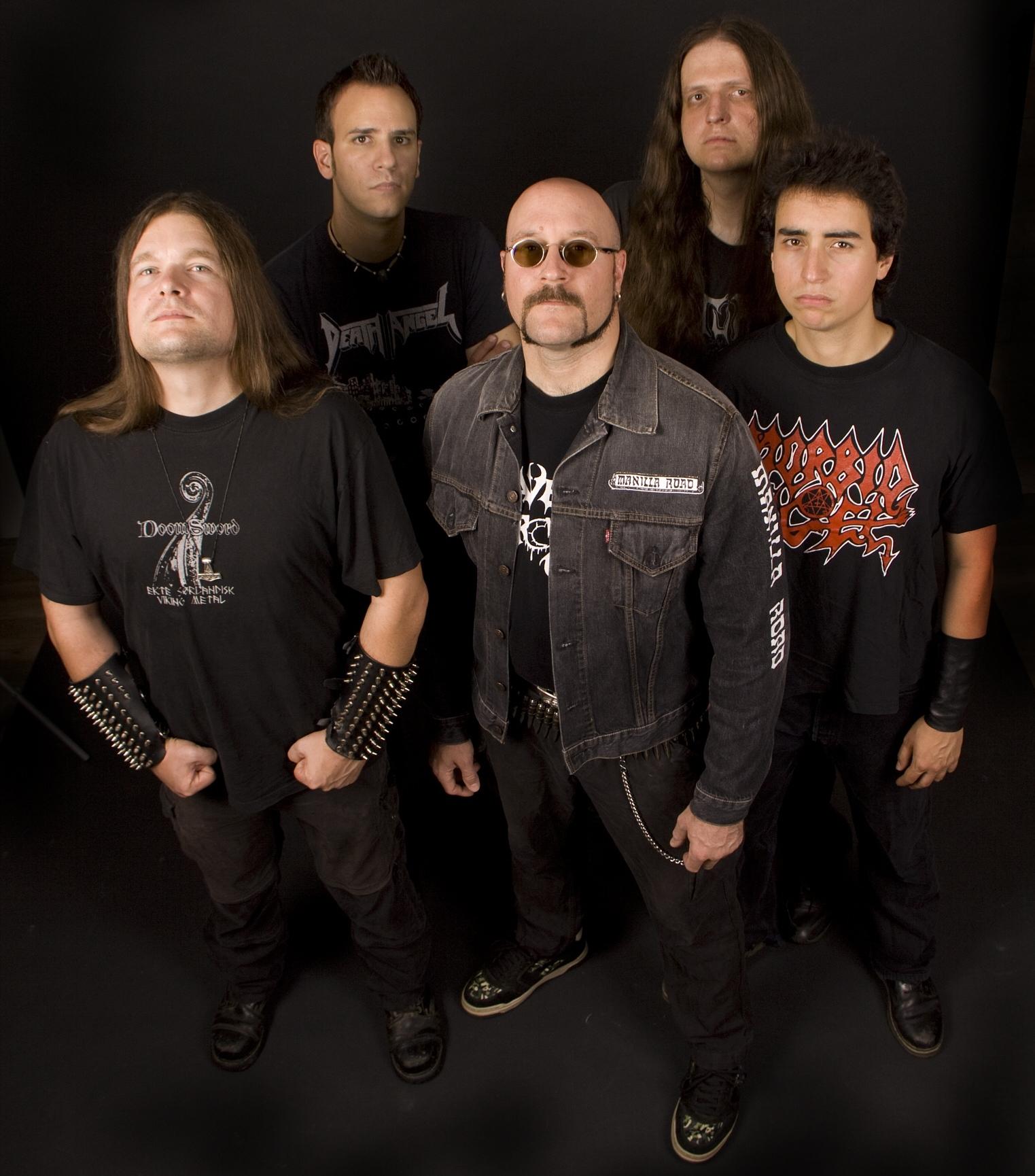 HammerFall Clean Men Black T-shirt Heavy Metal Band FREEDOM CALL Tee Shirt